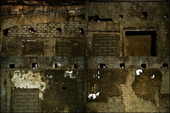 00330032 (onesecbeforethedub) Tags: vilem flusser technical images onesecbeforetheend onesecbeforethedub onesecaftertheend photoshop multiple exposure collage malta edinburgh contemporaryart streamofconsciousness details rust decay industrial anthropomorphism anthropocene quadriptych poliptych polyptych rusty squares square disintegrate