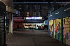 Dermark... open all hours (PhredKH) Tags: 2470mm afterdark canon canonphotography ef2470mmf4lisusm fredkh latenight london londonstreets londonbynight nightphotography nightscene northlondon photosbyphredkh phredkh splendid streetsoflondon tottenham urbanlondon nightpictures nightlife
