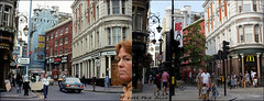 Great Windmill Street`1979-2019 (roll the dice) Tags: london gay redlight sad mad vanished demolished w1 westminster westend piccadilly shaftesbury old retro bygone seventies local history surreal changes collection streetfurniture porn architecture boozer corner beer ale burger lights strip boobs canon tourism colour tourists culture peopel fashion traffic crossong oldandnew pastandpresent hereandnow urban uk england classic nude topless soho palaisdeluxe neon bum girls laurahenderson watneys pepsi advertising variety poledancing ripoff fun funny stage volvo telephone club windows trees