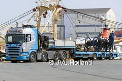 Scania G480  NL  VCU  190726-070-C6 ©JVL.Holland (JVL.Holland John & Vera) Tags: scaniag480 nl vcu harlingenhaven harlingenharbour friesland transport truck lkw lorry vrachtwagen vervoer netherlands nederland holland europe canon jvlholland