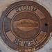 2019 - Road Trip - 46 - Missoula - 1 - Personhole Cover