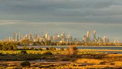 157055328120867_20190924_182040168 (nigel0577) Tags: altona 100 steps melbourne australia victoria sunset after before storm rain city skyline clouds dramatic sony alpha a99ii ilca99m2 70400mm wetlends