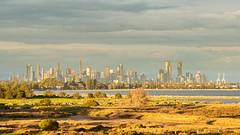157981721941712_20190924_183606562 (nigel0577) Tags: altona 100 steps melbourne australia victoria sunset after before storm rain city skyline clouds dramatic sony alpha a99ii ilca99m2 70400mm wetlends