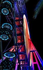 Wheel (PhotonLab) Tags: ferris wheel irvine nightscene nightshooter lights irvinespectrum