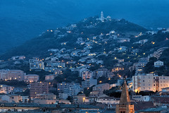 Colline-au-dessus-de-Bastia (RS...) Tags: corse bastia nuit night d500