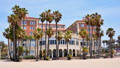 Historic hotel Casa del Mar (Explored) (M McBey) Tags: santamonica losangeles california historic hotel beach beachfront palms trees luxury exclusive upmarket history