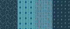composite (MidCenturyStyles) Tags: surfacepattern belleepoque2 interiordesign curtains carpet wallpaper fabric textile