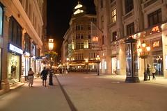 Late Night in Budapest, Hungary. (Manoo Mistry) Tags: budapest hungary europe nightscene shops street streetphotography
