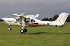 G-CFZD (GH@BHD) Tags: gcfzd jabiru jabiruaircraft j430 jabiruj430 aircraft aviation microlight laa laarally laarally2019 sywellairfield sywell