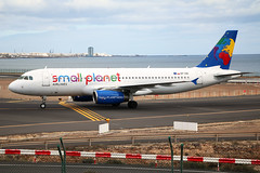 Small Planet Airlines Poland / SP-HAI / A320-233 (karl.goessmann) Tags: smallplanetairlinespoland a320233 airbus sphai ace