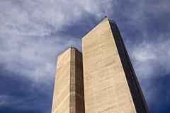 Odvětrávací věž Strahov
