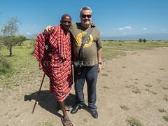 Visita a los masais