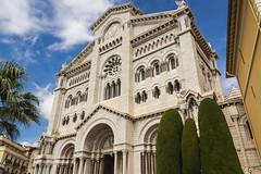 Monaco - Cathedral (Marcial Bernabeu) Tags: marcial bernabeu bernabéu europe europa south sur monaco mónaco mediterranean mediterraneo costa azul blue coast azur cathedral catedral nicolás marc