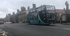 Arriva North East Alexander Dennis Enviro 400 SN15LLG 7556 (Daniely buses) Tags: arrivabus alexanderdennisenviro400 arrivanortheast arrivamax sn15llg arriva 7556 alexanderdennis enviro400 servicex18