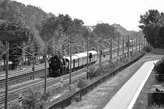 Eisenbahnfest XII (Michael@H) Tags: berlin betriebsbahnhofschöneweide 2100 1e dampflokomotive dampflok rekolok rekonstruktionslokomotive deutschereichsbahn class52 baureihe52 class5280 baureihe5280 sbahn eisenbahnfest 2019