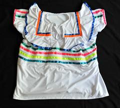 Mexico Maya Blouse Chanal Chiapas (Teyacapan) Tags: blusas blouses mexican chiapas mayan ropa clothing indumentaria chanal