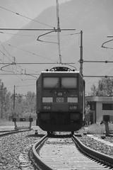 domo II set 86 #9 (train_spotting) Tags: beuracardezza domoii lenord ferrovienordmilano nordcargo dbcargoitaliasrl traxxf140dc e4831026inc bombardier nikond7100