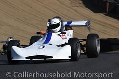 Historic FFord 2000 - Q (9) Nigel Lackford (Collierhousehold_Motorsport) Tags: hscc brandshatch historicracing historicsportscarclub msv formulaford2000 reynard fford2000 deltat78