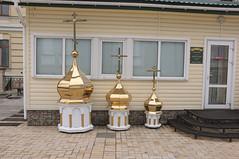*** (Boris Rozenberg) Tags: photography photooftheday photojournalism moment journey kiev ukraine church cross snap snapshot fujix100 x100 composition fatherandson holy city