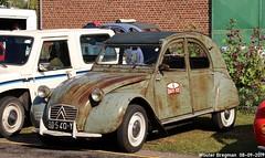 Citroën 2CV AZLP 1962 (Wouter Bregman) Tags: bq540ye citroën 2cv azlp 1962 citroën2cv 2pk eend geit deuche deudeuche 2cv4 citroretro 2019 citro retro rétro haisnes haisneslezlabassée pasdecalais 62 hautsdefrance france frankrijk carshow meeting vintage old classic french car auto automobile voiture ancienne française vehicle outdoor
