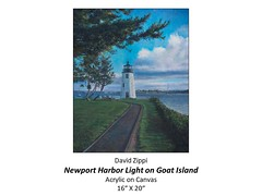 """Newport Harbor Light on Goat Island • <a style=""""font-size:0.8em;"""" href=""""http://www.flickr.com/photos/124378531@N04/48793349141/"""" target=""""_blank"""">View on Flickr</a>"""