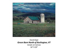 "Green Barn North of Burlington, VT • <a style=""font-size:0.8em;"" href=""http://www.flickr.com/photos/124378531@N04/48793349461/"" target=""_blank"">View on Flickr</a>"