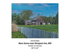 "Barn Scene near Newport Inn, MD • <a style=""font-size:0.8em;"" href=""http://www.flickr.com/photos/124378531@N04/48793349756/"" target=""_blank"">View on Flickr</a>"