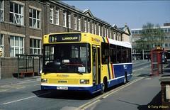 PIL9338 Bryn Melyn (theroumynante) Tags: pil9338 bryn melyn n702fln metroline man 11190 optare vecta llangollen ri coaches mv252 bus buses singledeck stepentrance road transport london regional lrt