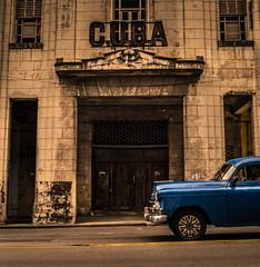 Streets of Havana - Cuba (IV2K) Tags: sony sonyrx1 rx1 zeiss 35mm havana habana lahabana cuba cuban kuba cubano street habanavieja centrohavana