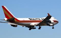 Kalitta Air | B747-400 | N710CK | FRA | 21.09.2019 (Norbert.Schmidt) Tags: frankfurt boeing fra b747 frankfurtairport b747400 n710ck kalittaair