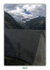 MALTATAL / die KÖLNBREINSPERRE (régisa) Tags: kölnbreinsperre maltatal österreich autriche austria kärnten carinthie barrage sperre dam aussichtsplattform airwalk plateforme platform