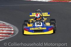 Classic F3 - R1 (32) Adrian Langridge on course for victory (Collierhousehold_Motorsport) Tags: hscc brandshatch historicracing historicsportscarclub msv classicf3 formula3 f3 raltrt3 march793 reynard