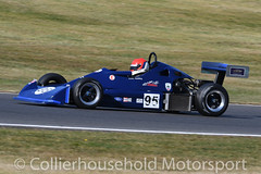 Historic FFord 2000 - R1 (4) Jason Redding (Collierhousehold_Motorsport) Tags: hscc brandshatch historicracing historicsportscarclub msv formulaford2000 reynard fford2000 deltat78