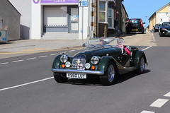 Morgan Plus 4 Tourer Sports K960LUY (Andrew 2.8i) Tags: run county pembrokeshire classic classics car cars auto autos voiture voitures show meet british sports sportscar open cabriolet convertible roadster retro tourer 4 four plus morgan k960luy
