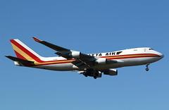 Kalitta Air | B747-400 | N710CK | FRA | 21.09.2019 (Norbert.Schmidt) Tags: frankfurt boeing fra b747 frankfurtairport b747400 kalittaair n710ck