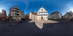 Altstadt Bad Cannstatt (hapePHOTOGRAPHIX) Tags: badcannstatt badenwuerttemberg deutschland equirectangular europa ricohthetaz1 stuttgart hapephotographix