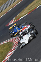 Classic F3 - R1 (33) Maxted, Smith & Thorburn (Collierhousehold_Motorsport) Tags: hscc brandshatch historicracing historicsportscarclub msv classicf3 formula3 f3 raltrt3 march793 reynard