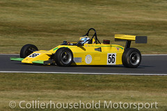 Classic F3 - R1 (19) Ben Stiles (Collierhousehold_Motorsport) Tags: hscc brandshatch historicracing historicsportscarclub msv classicf3 formula3 f3 raltrt3 march793 reynard