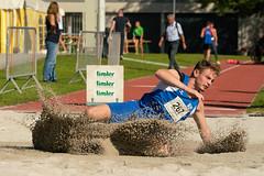 ARGE ALP Leichtathletik Meeting (Ernst_P.) Tags: aut innsbruck leichtathletik österreich sport sportplatzusi tirol weitsprung samyang walimex trackandfield longjump jump