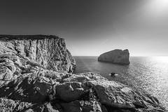 Capo Caccia (*magma*) Tags: sardegna capocaccia alghero paesaggio landscape mare sea rocce rocks