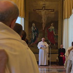 2019-09-21PapalAudience (21) by Carmelites O.Carm