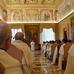 2019-09-21PapalAudience (20) by Carmelites O.Carm