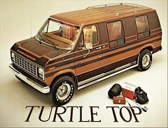 1982 Ford Econoline Van (aldenjewell) Tags: 1982 ford econoline van turtle top conversion brochure