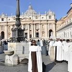 2019-09-21PapalAudience (1) by Carmelites O.Carm