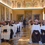 2019-09-21PapalAudience (16) by Carmelites O.Carm