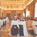 2019-09-21PapalAudience (14) by Carmelites O.Carm