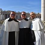 2019-09-21PapalAudience (10) by Carmelites O.Carm