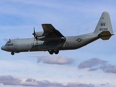 United States Navy | Lockheed KC-130T-30 Hercules | 164598 (MTV Aviation Photography) Tags: united states navy lockheed kc130t30 hercules 164598 unitedstatesnavy lockheedkc130t30hercules usn rafmildenhall mildenhall egun canon canon7d canon7dmkii