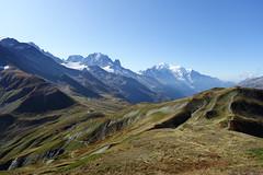 Summit of l'Arolette @ Hike to l'Arolette @ Domaine de Balme - Vallorcine @ Chamonix