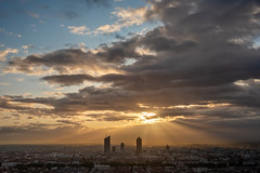 (Laetitia.p_lyon) Tags: fujifilmxt2 lyon sunrise leverdusoleil